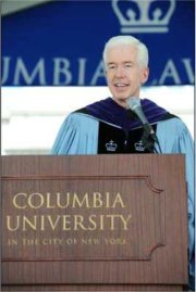 Gray davis keynote speaker at columbia law school